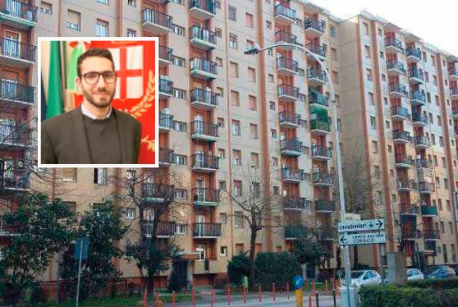Corsico, presidio in via Cavour per rivendicare il diritto alla casa