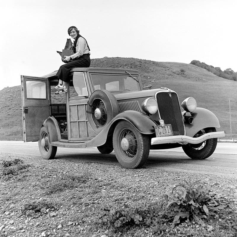 Dorothea Lange 1936 Pocketnews