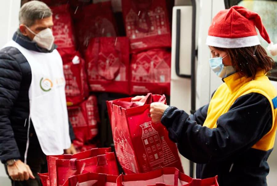 Natale- Ikea dona pasti e cibo alle famiglie in difficoltà