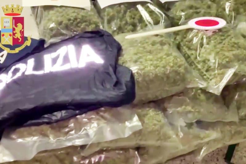droga cascina Cisliano